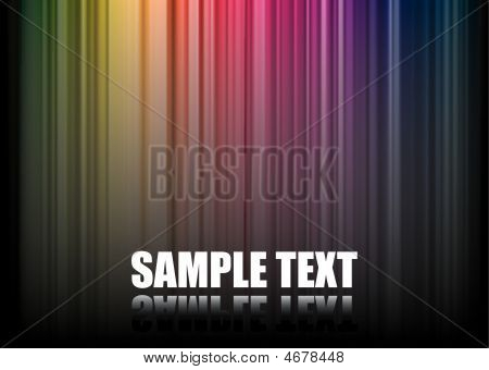 Rainbow Spectrum Background