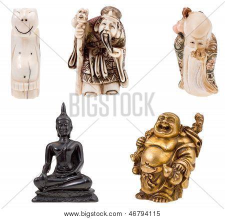 Small Statuettes