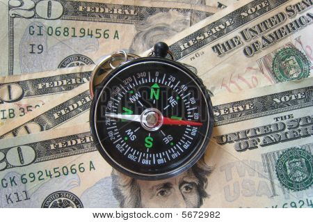 Cash and Compass