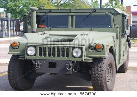 Humvee or Hummer