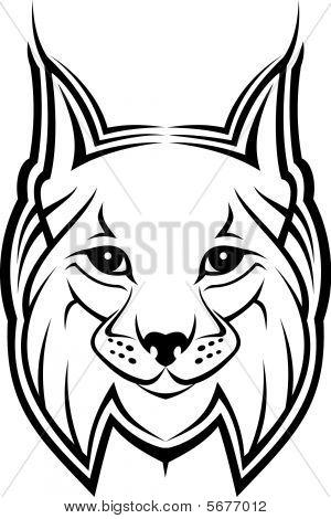 Lynx as a mascot