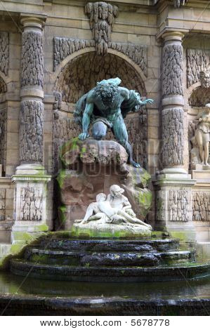 The Medicis Fountain