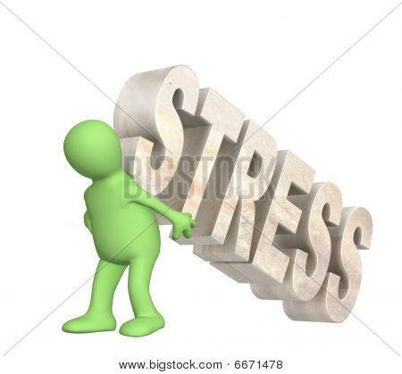 Hostage Of The Stress