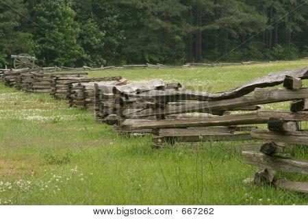 Civil War Battelfield