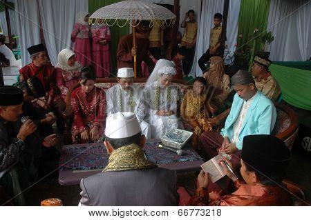 west java traditional wedding ceremonial
