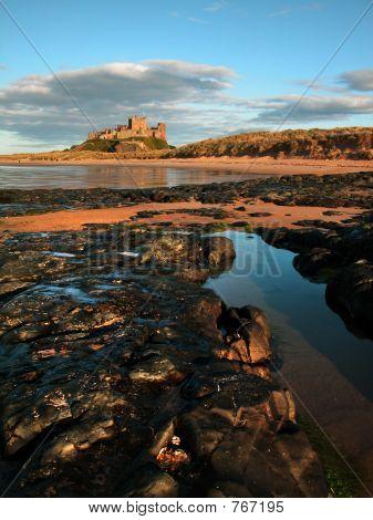 Castle, Northumbria Coast