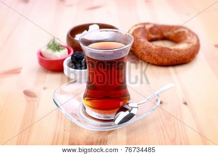 A Cup Of Turkish Tea