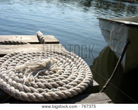 Bridge with rope 3