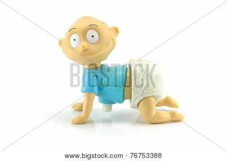 Tommy Pickles Toddlers Toy Figure Character Form Rugrats Movie