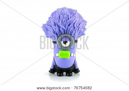 Evil Minion Noisemaker Toy