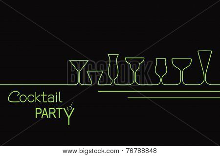 Cocktail party design