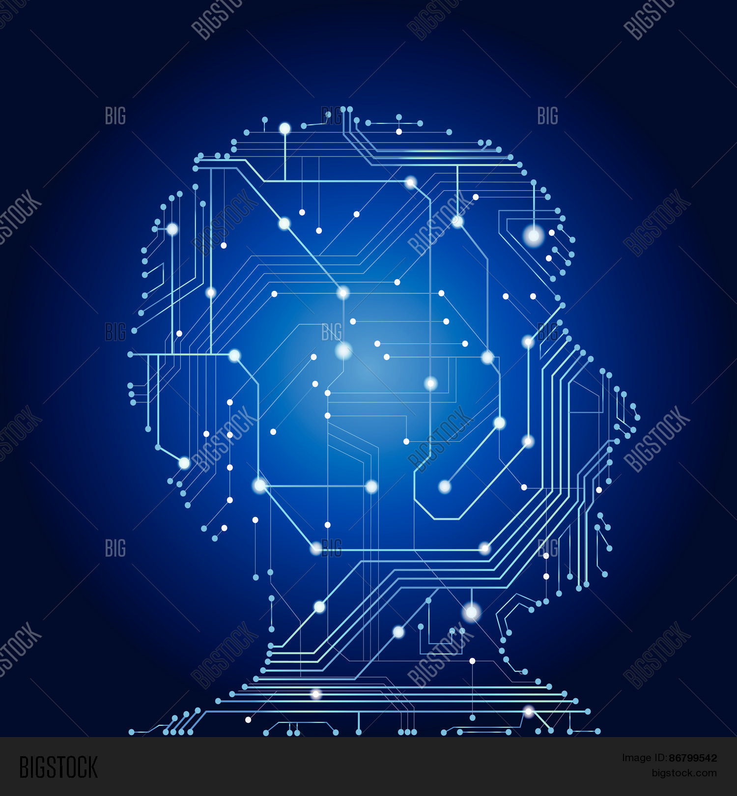 side vector circboard wiring diagram technology man vector   photo  free trial  bigstock  man vector   photo  free trial