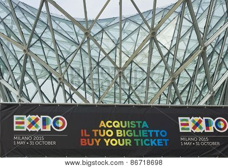 Expo 2015 Ticket Office