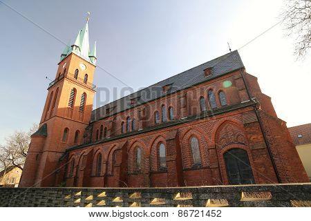 Sankt-maria-hilf-kirche Magdeburg
