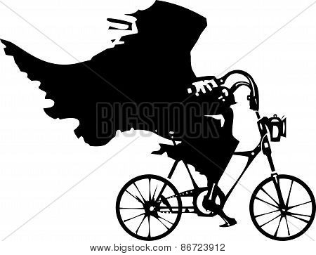Death On A Bicycle
