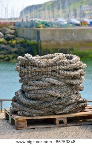 Old Hawser Rope