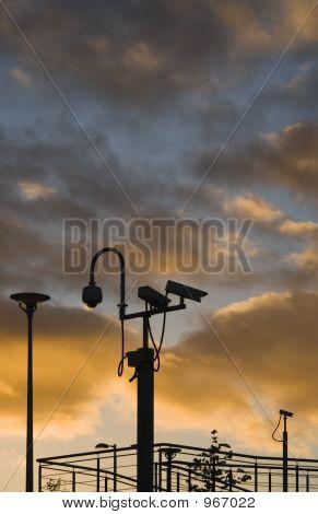 Surveillance Sunset
