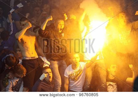 Fc Dnipro Ultras (ultra Supporters)