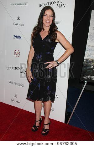 LOS ANGELES - JUL 9:  Kira Reed Lorsch at the