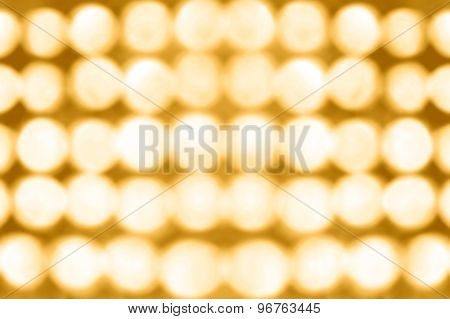 Stage Lights Party Background