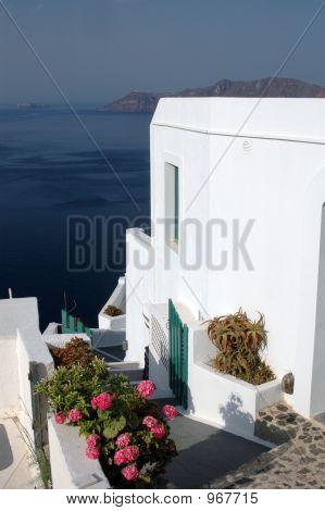 Incredible Santorini View