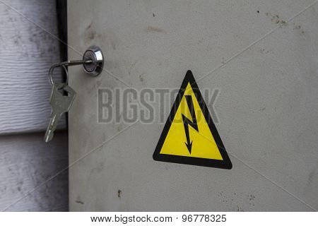 Sign Carefully Energized