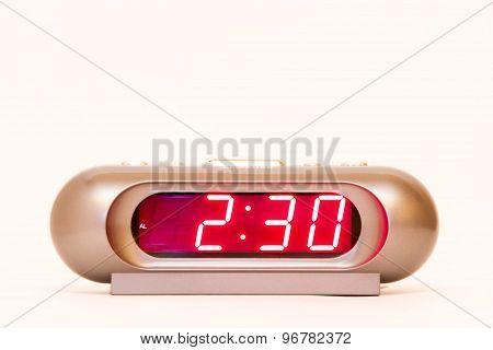 Digital Watch 2:30