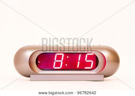 Digital Watch 8:15