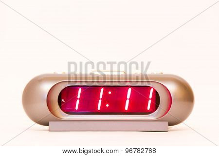 Digital Watch 11:11