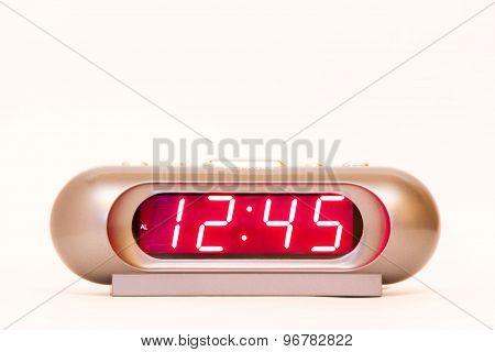 Digital Watch 12:45