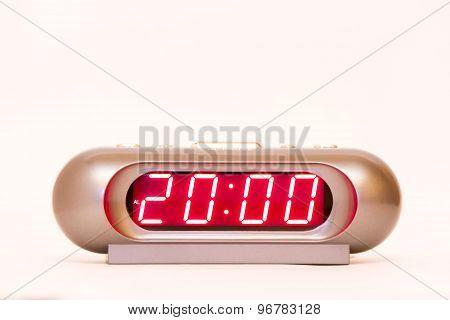 Digital Watch 20:00