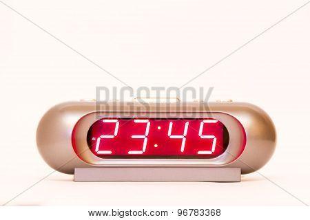 Digital Watch 23:45