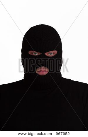Convict In Balaclava