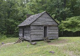 Jim Bales Log Cabin, Great Smoky Mountains National Park
