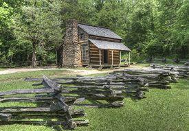 John Oliver Log Cabin, Great Smoky Mountains National Park