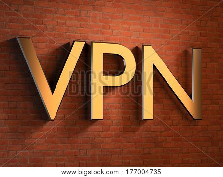 connection to internet security electronic security Internet traffic encryption. 3D