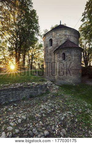 St. Nicolas Chapel in Cieszyn. Cieszyn Slaskie Poland.