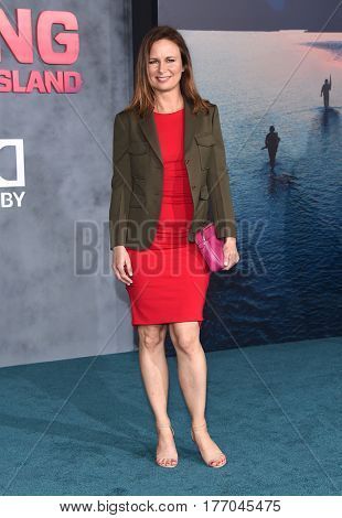 LOS ANGELES - MAR 08:  Mary Lynn Rajskub arrives for the