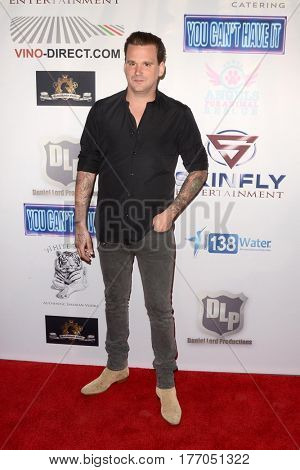 LOS ANGELES - MAR 15:  Sean Stewart at the