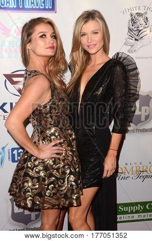 LOS ANGELES - MAR 15:  Marta Krupa, Joanna Krupa at the