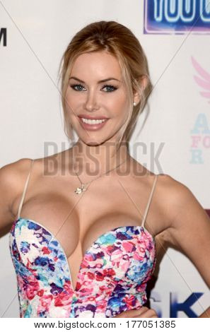LOS ANGELES - MAR 15:  Kennedy Summers at the