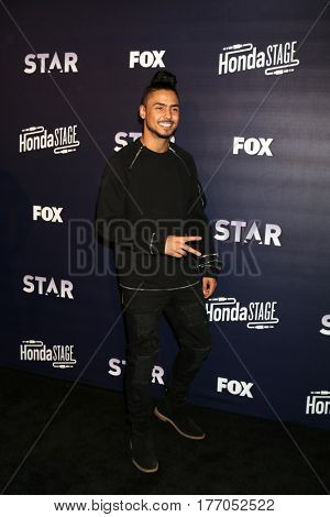 LOS ANGELES - MAR 14:  Quincy Brown at the Honda Stage  An Exclusive Evening with STAR at iHeart Theater on March 14, 2017 in Burbank, CA