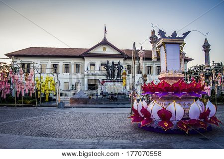 Chiang Mai City Hall