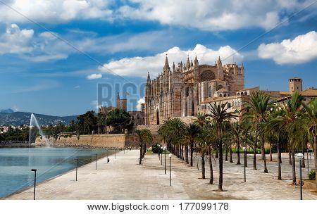 Cathedral de Santa María de Palma de Mallorca