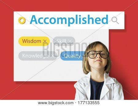 Development Progress Accomplished Career Icon