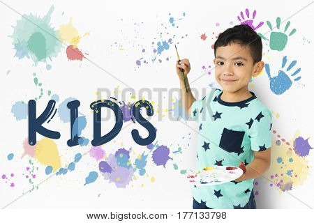Kids Child Generation Young Boy Girl