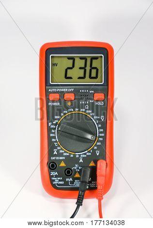 Multimeter For Measuring Various Parameters.