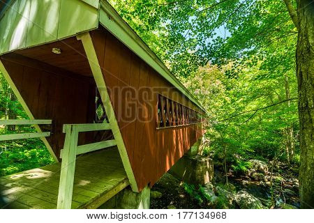 Nissitissit Covered Bridge