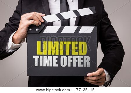 Limited Time Offer