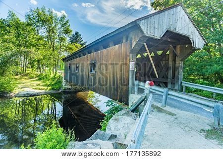 Waterloo Covered Bridge